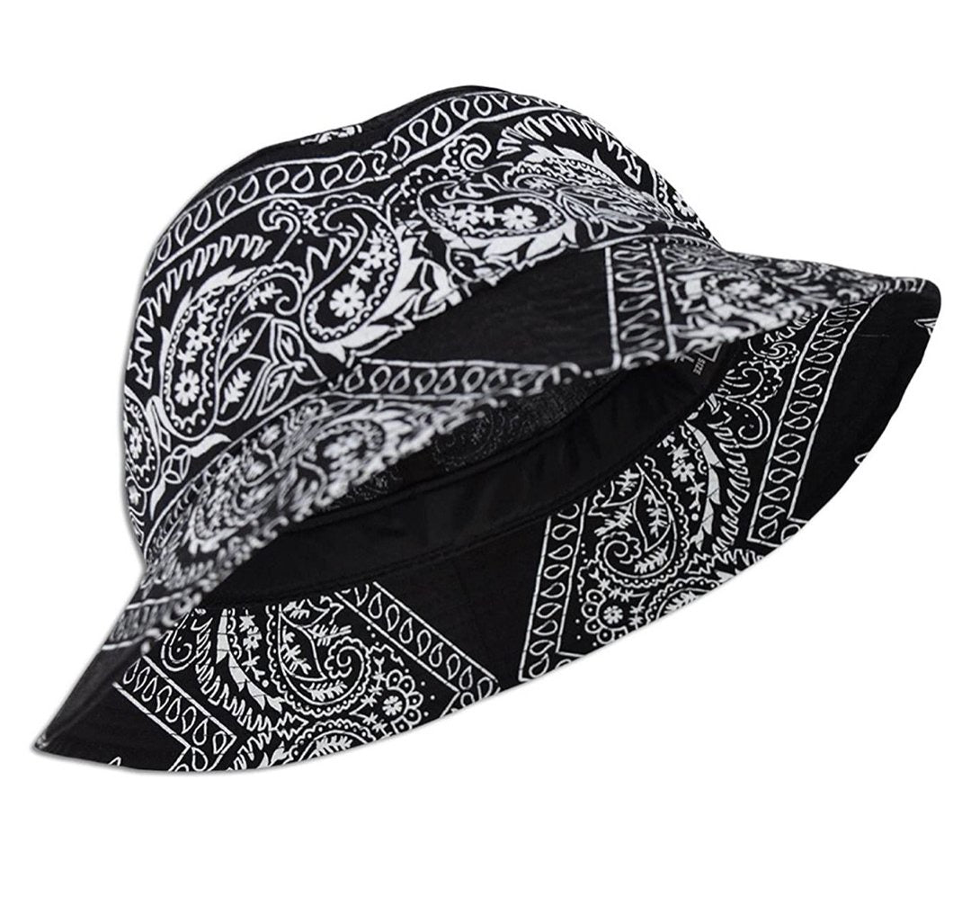 Bandana Bucket Hat - Version II