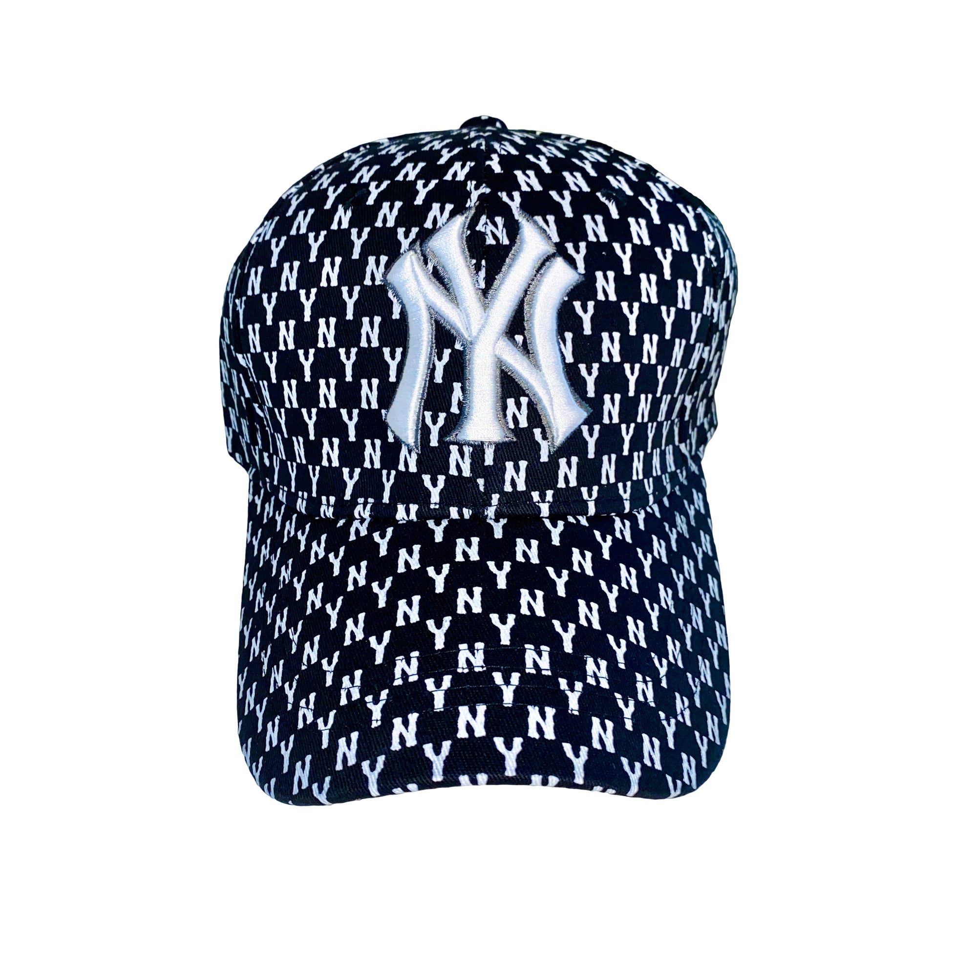 NY Fitted Cap Black