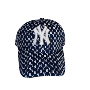 NY Fitted Cap Navy
