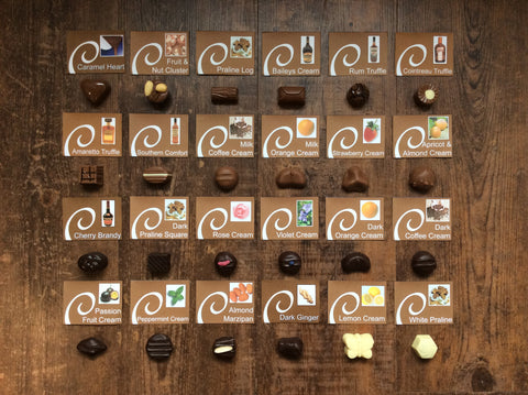 18 Your Choice Chocolate Box