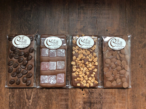 Mixed Milk Luxury Bars