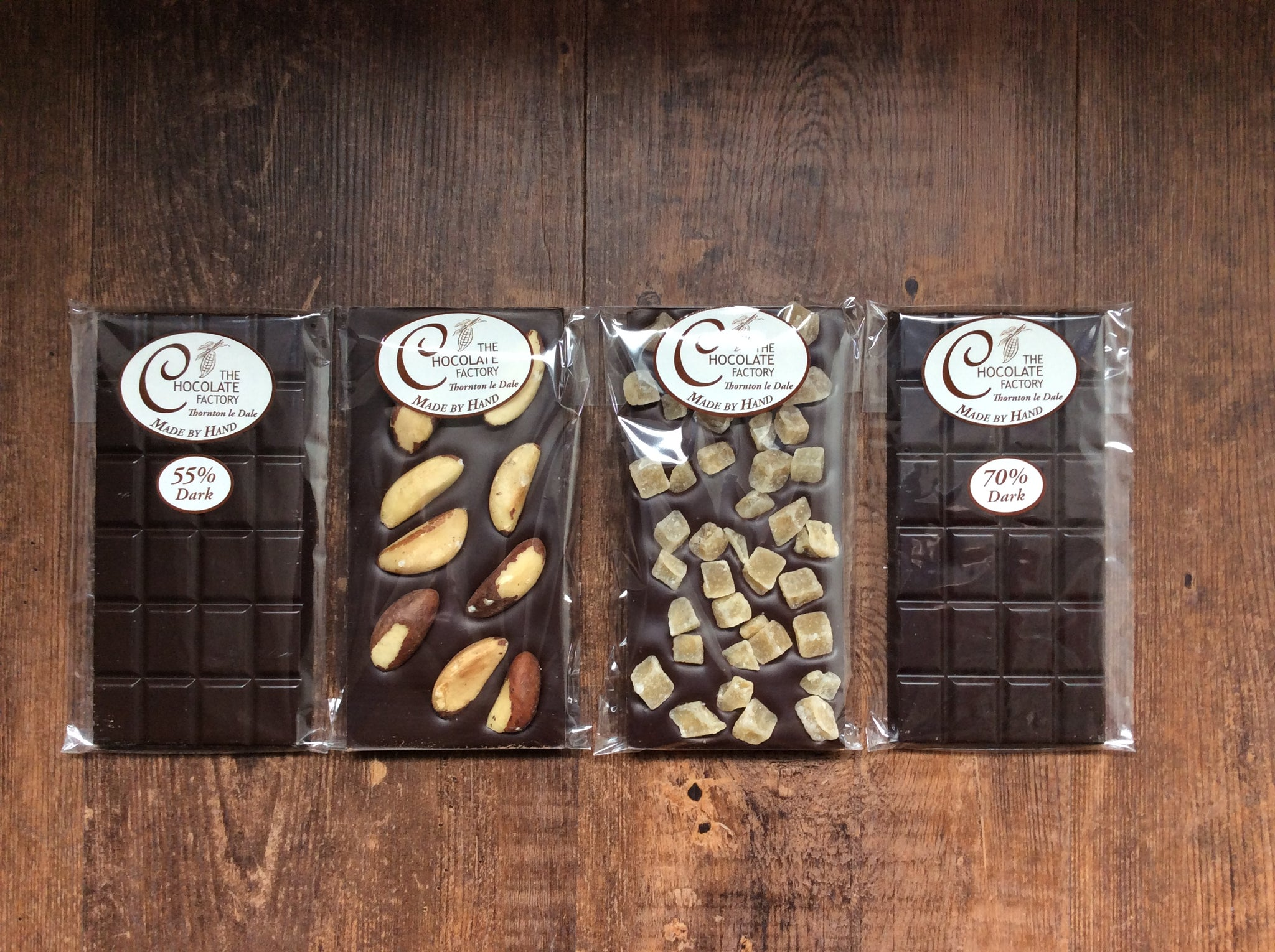 Dairy Free Luxury Bars