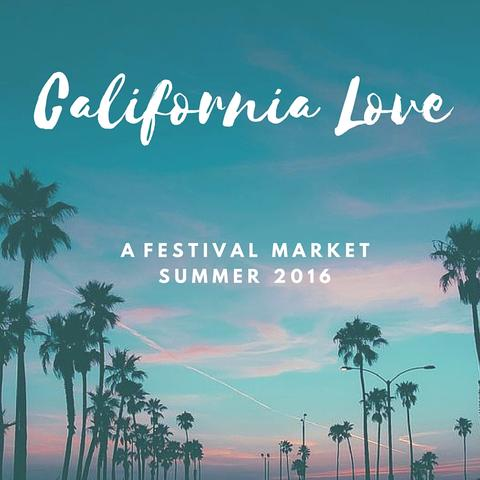 POP UP SHOP: California Love