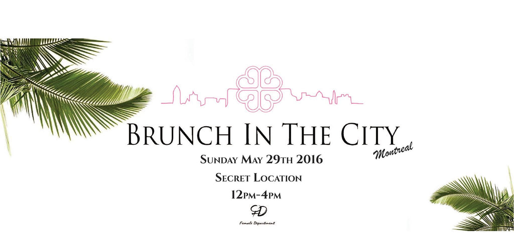 brunch in the city montreal fashion networking event entrepreneurship
