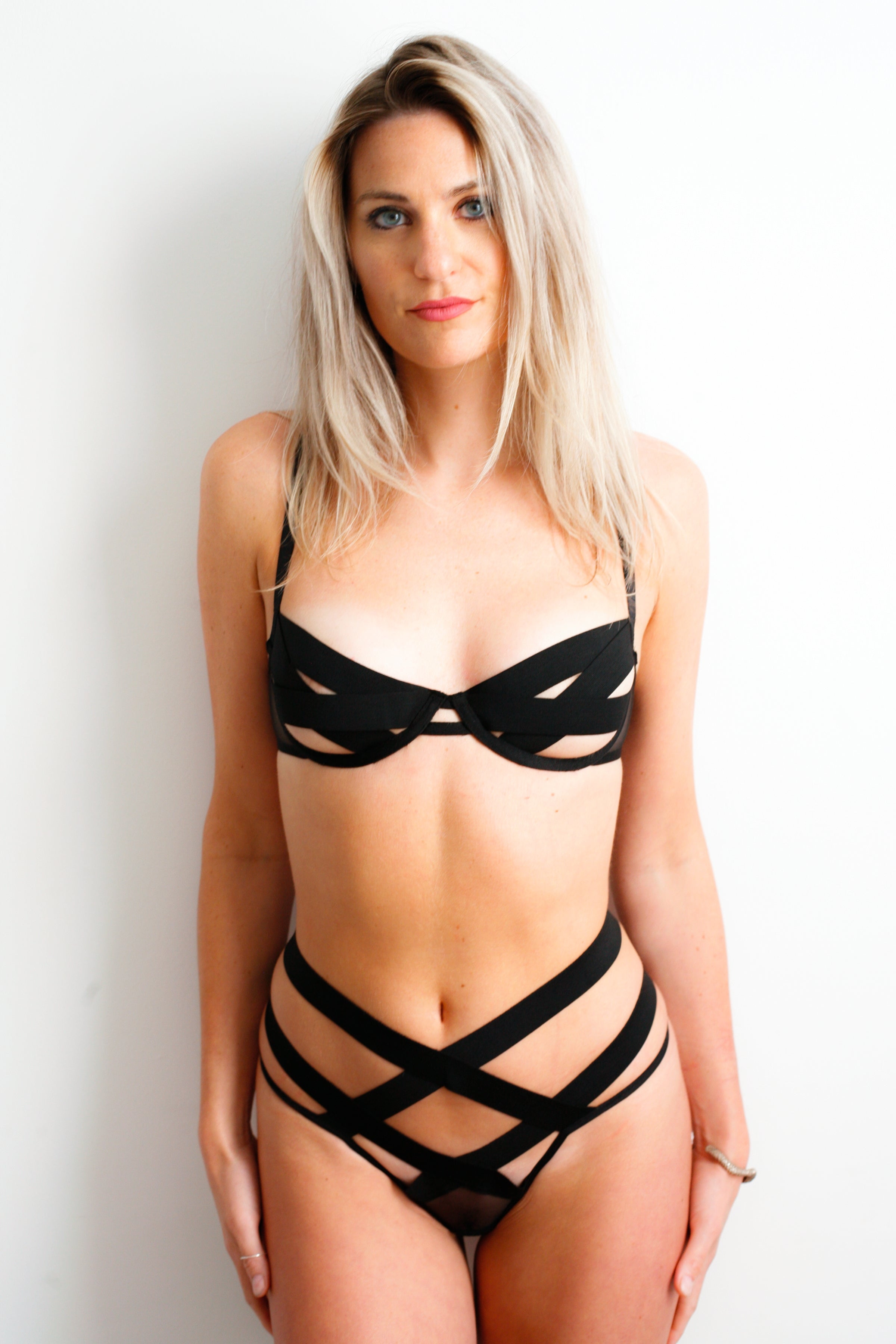 Lingerie, self-love and female empowerment – Alice Kass