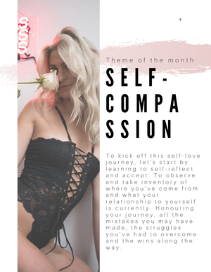 SELF-LOVE GUIDE: Compassion and Self-Acceptance