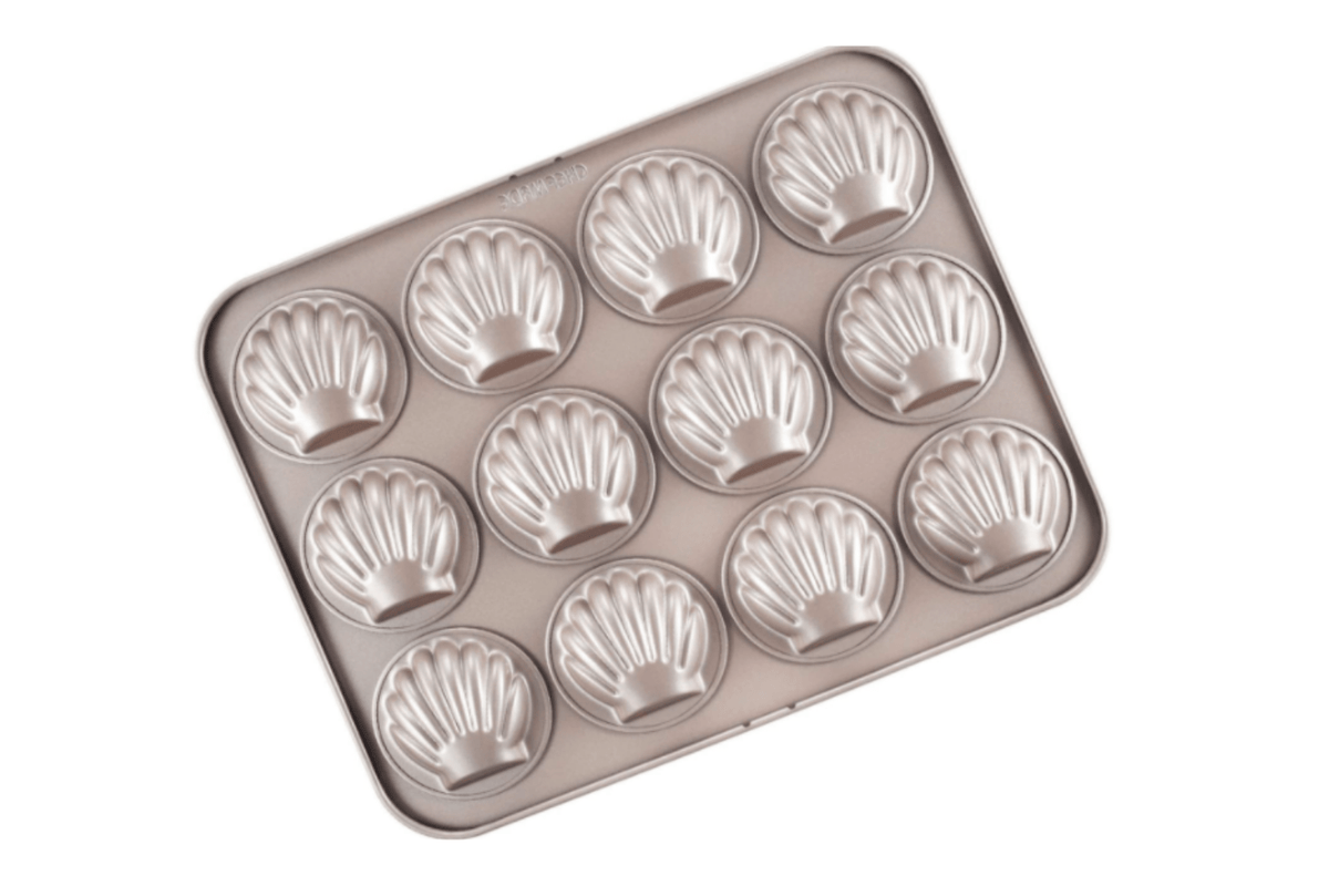 Non-Stick Scallop Madeline Baking Pan