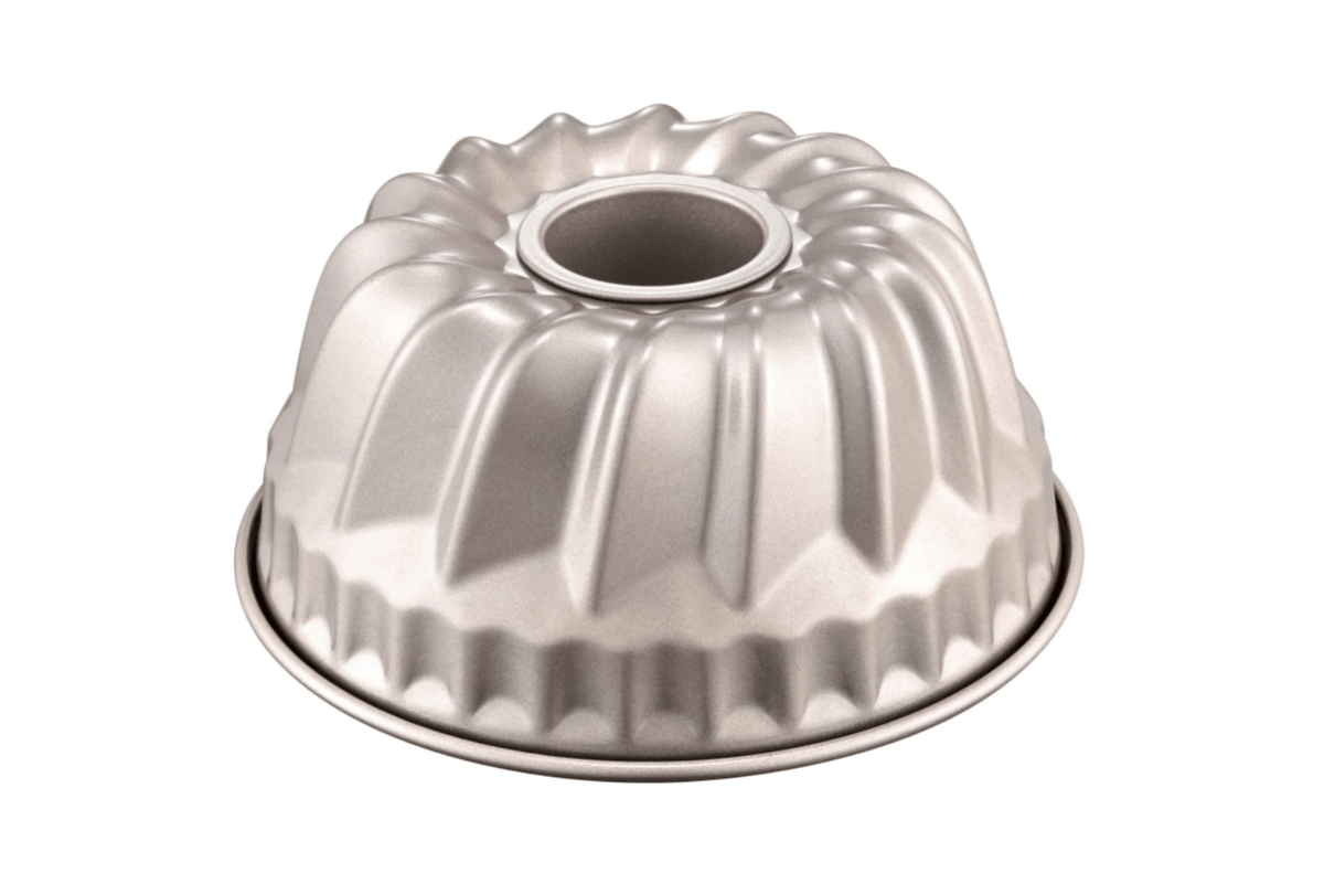 "4"" Mini Non-Stick Bundt Baking Pan"