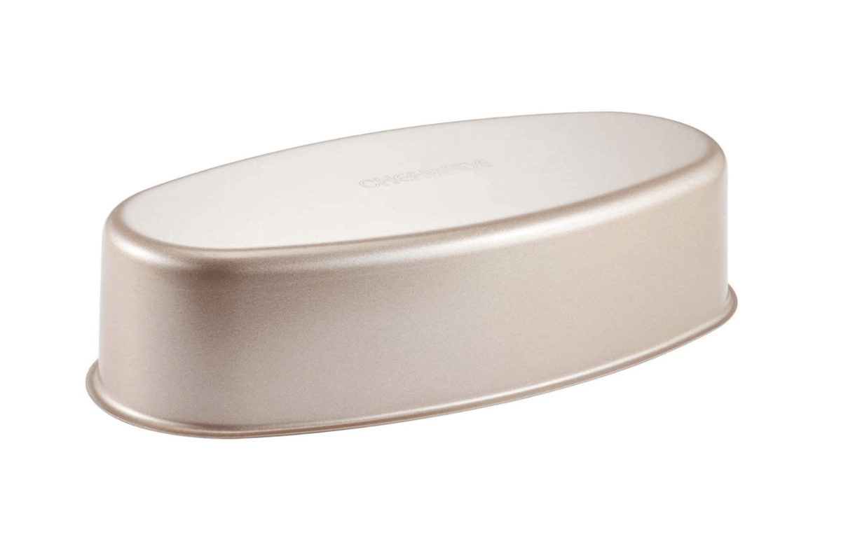 "8"" Oval Shaped Cheese Cake Pan"