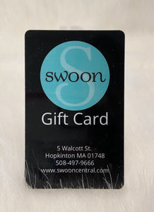 SWOON Gift Card
