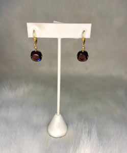 La Vie Drop Earring (Gold and Silver)