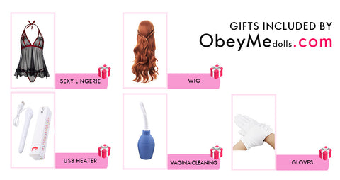 VENTE FLASH - Abbie : ObeyMe - Sex dolls Hyper Réaliste