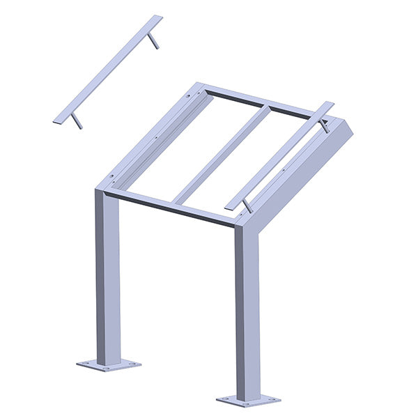 VERSA Cantilevered Pedestal