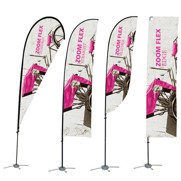 Zoom™ Flex Outdoor Flags