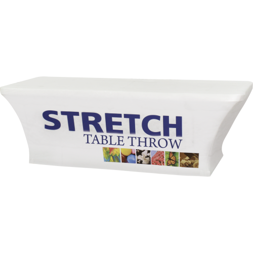 Stretch Dye-Sublimation Table Throw