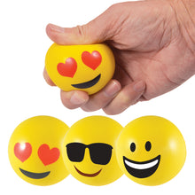 Load image into Gallery viewer, 100 Units x Emoji Stress Balls