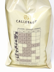 Callebaut W2 White Chocolate Couverture Callets 10 kg