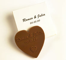 Load image into Gallery viewer, wedding_favors_milk_chocs_heart_inheart_box_lightgold