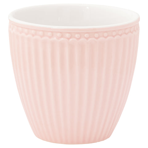 GreenGate Latte Cup Alice Pale Pink