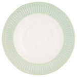 Green Gate Plate Alice Pale Green