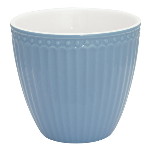 Green Gate Latte Cup Alice Sky Blue