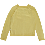 "Noa Noa Cardigan ""Lemon Grass"""