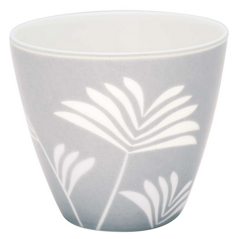 "Green Gate Latte Cup ""Maxime Pale Grey"""