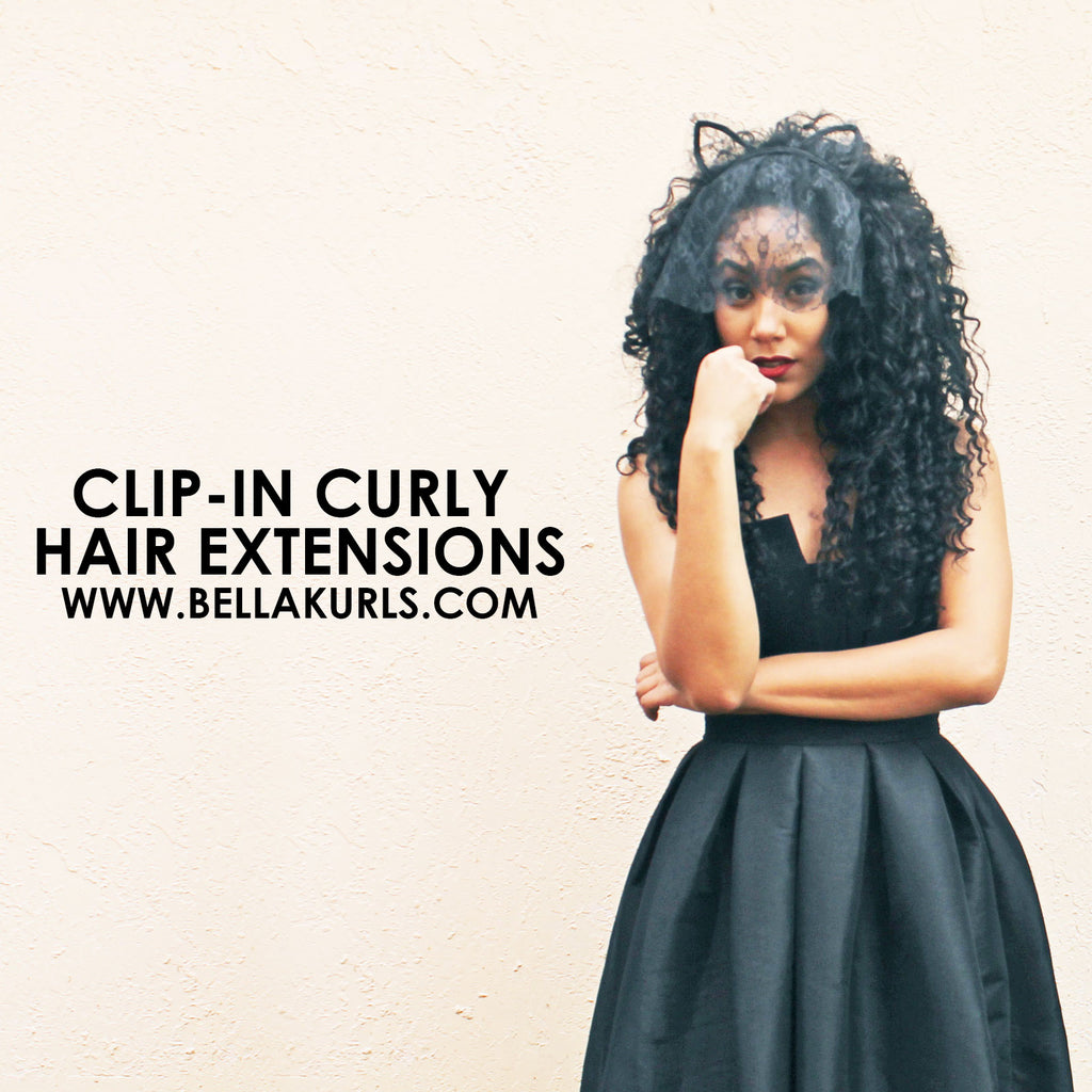 Fashion Blogger Lynnette Joselly Launches Bella Kurls Clipin Curly Hai