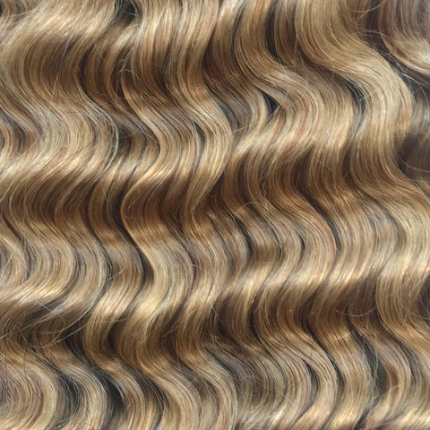 #14 Medium Blonde - Curly