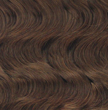 #4 Chocolate Brown - Wavy