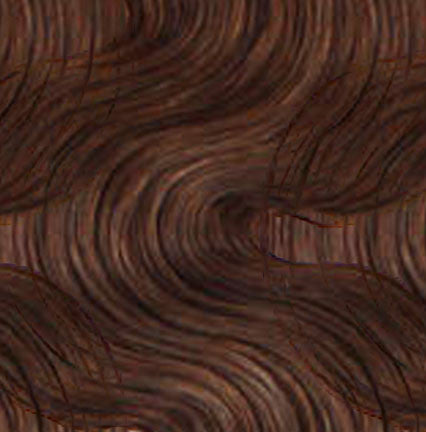 #6 Chestnut Brown - Wavy