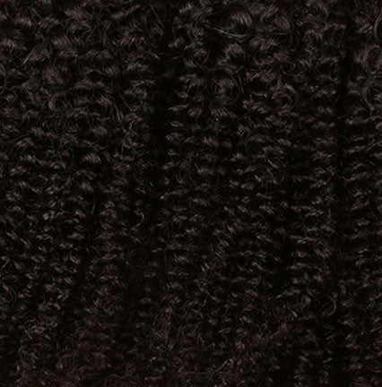 #2 Dark Brown - Afro