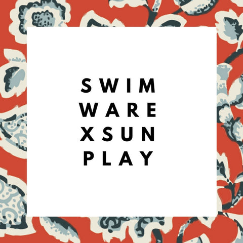 SwimWare x Sunplay