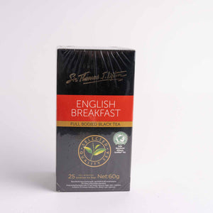 Tea Bags English Breakfast (25 Bags)