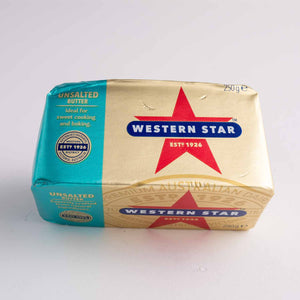 Butter Unsalted, 250gm