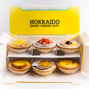 Load image into Gallery viewer, Box Deal Hokkaido [any 6 flavours]