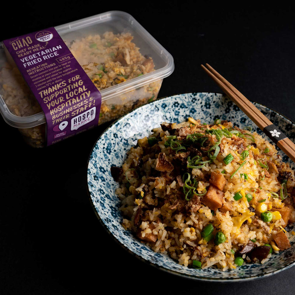 Load image into Gallery viewer, Vegetarian Fried Rice