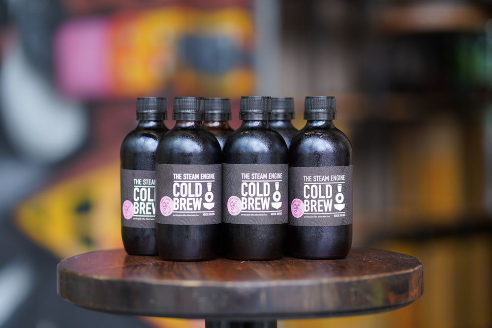 Cold Brew Batch - 6x 200ml pack