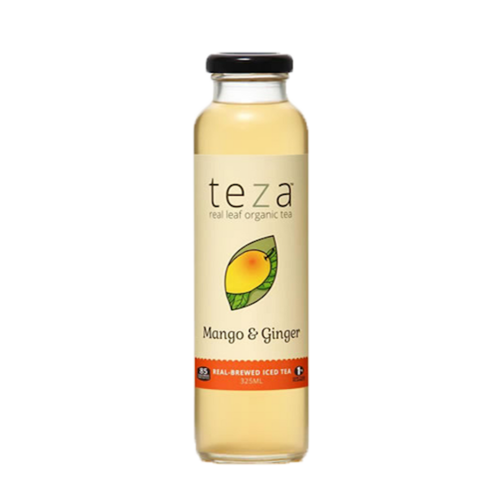 Ice Tea - Mango & Ginger 325ml