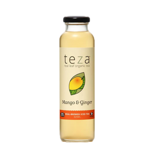 Load image into Gallery viewer, Ice Tea - Mango & Ginger 325ml
