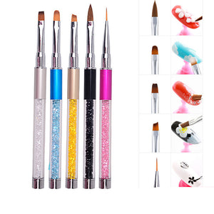 Nail Art Brush Pen - Gloryset
