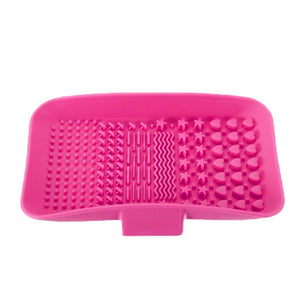 Makeup Brushes Cleaning Pad - Gloryset