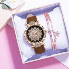 Load image into Gallery viewer, Luxury Leather Strap Watch - Gloryset