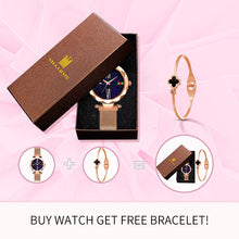 Load image into Gallery viewer, Luxury Rose Gold Women Watches - Gloryset