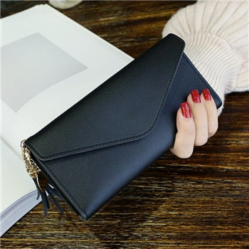 Multifunctional PU Leather Wallet - Gloryset