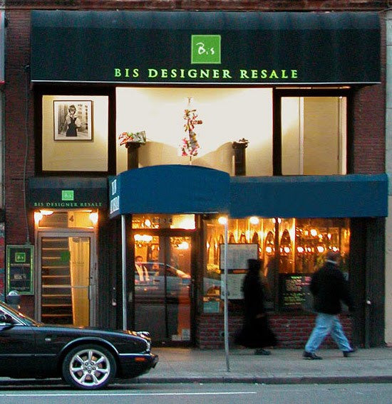 Bis Designer Resale on Madison Avenue in NYC