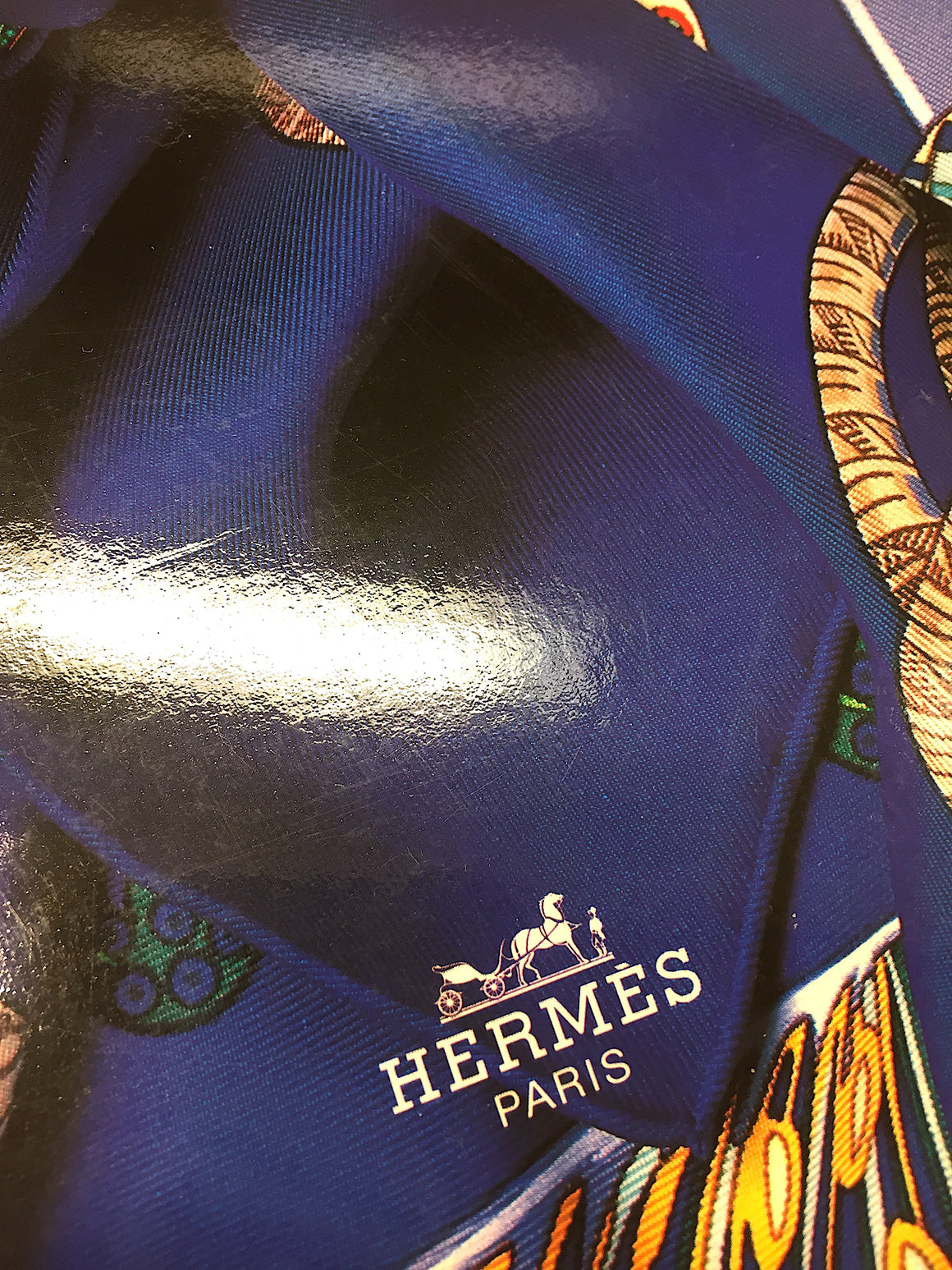 Vintage HERMES - HOW TO WEAR YOUR HERMES SCARF Fashion Booklet