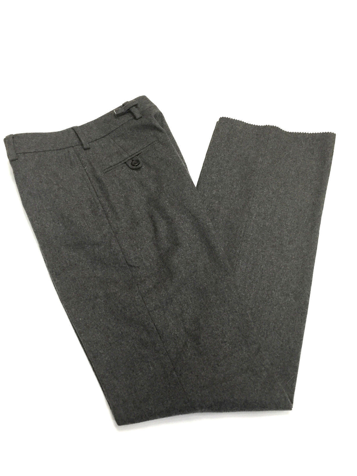 61bd10514 ... bisbiz.com POLO by RALPH LAUREN New with Tags Dark-Gray Wool-Blend ...