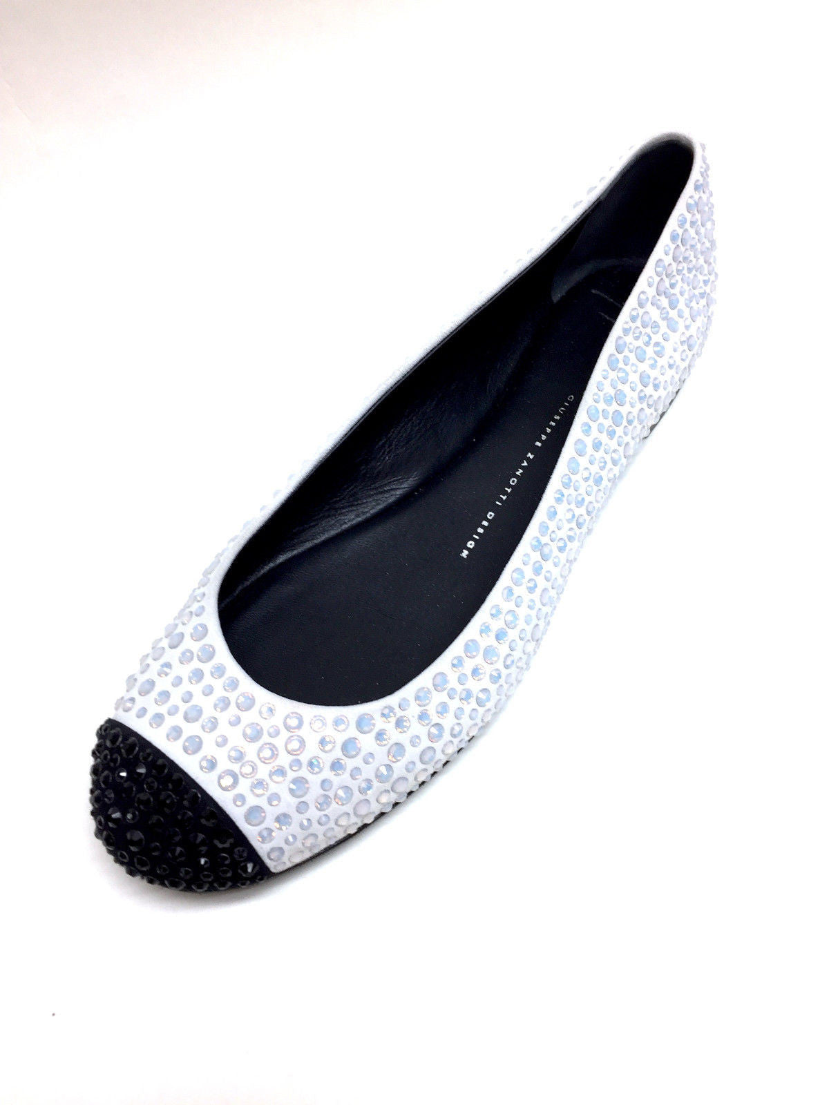 Giuseppe Zanotti Suede Ballet Flats Buy Cheap Factory Outlet High Quality Sale Best Store To Get Wholesale Price For Sale 0pCYf2UFf
