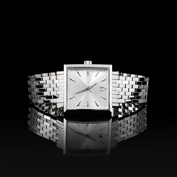 Retro Silver x Watch